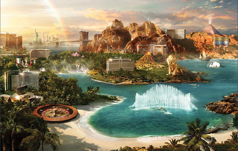 MGM and Bellagio brand names expansion 2017
