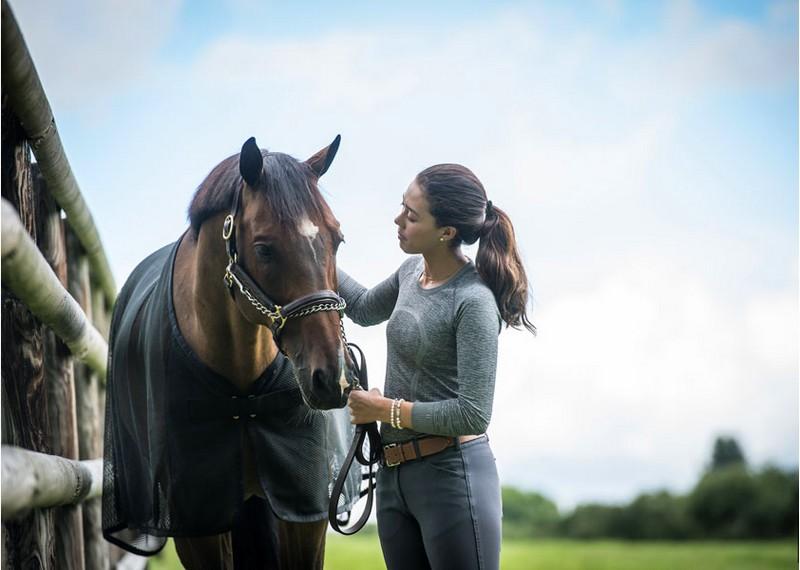 MIKIMOTO Announces Equestrian Champion, KAREN POLLE, as Brand Ambassador