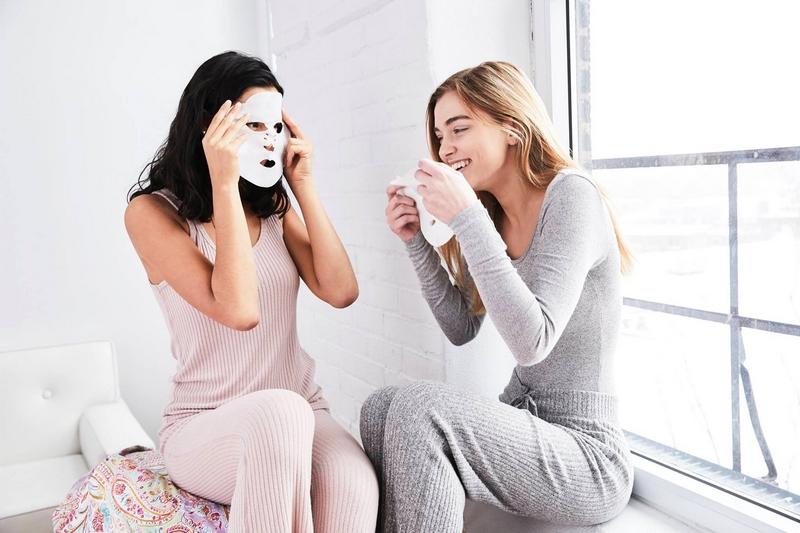 MISS de GASPÉ masks