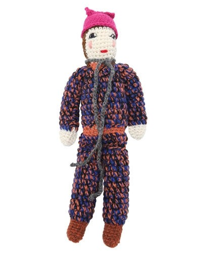 MISSONI MCKENNA LOOK 16 HANDMADE DOLL CHARITY-