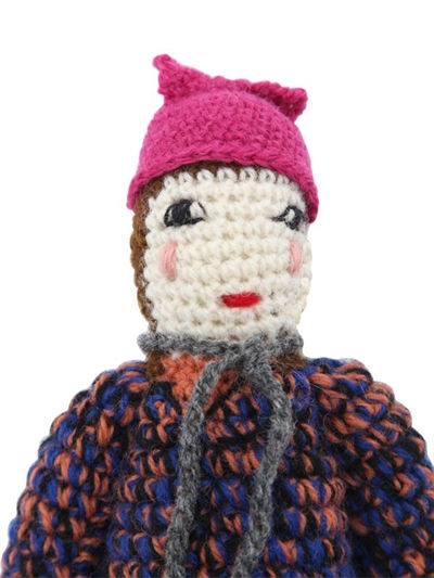 MISSONI MCKENNA LOOK 16 HANDMADE DOLL CHARITY