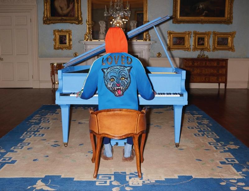 MR PORTER x Gucci Exclusive Capsule 2017