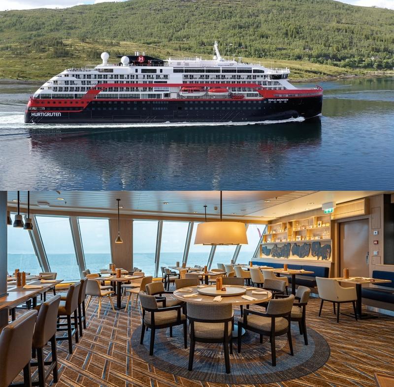 MS Roald Amundsen Cruise Ship 2019 - 01