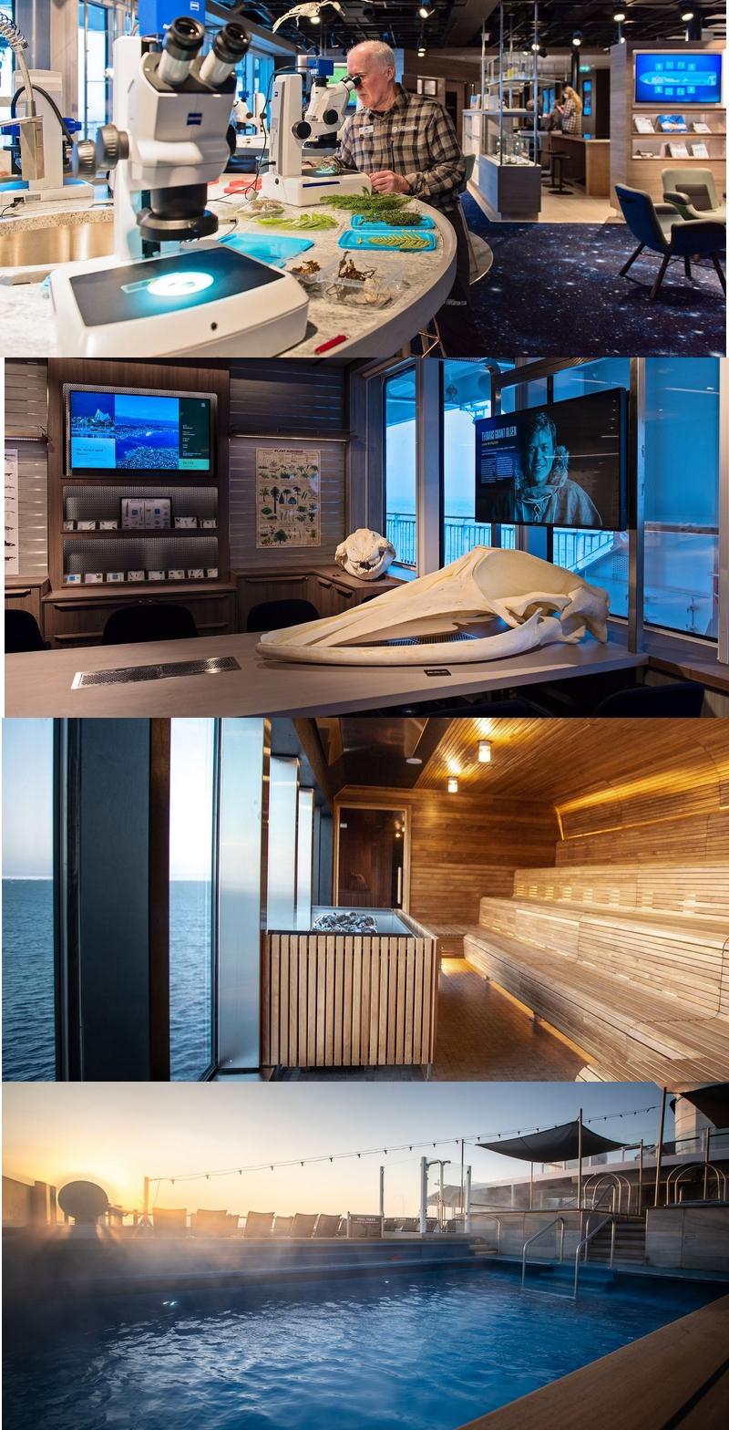 MS Roald Amundsen Cruise Ship Interior 3