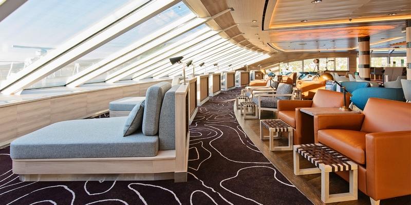 MS Roald Amundsen Cruise Ship Interior