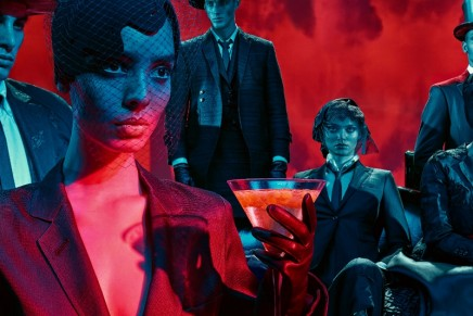 2017 Macallan's sixth Masters of Photography: Steven Klein distilling a single moment in time