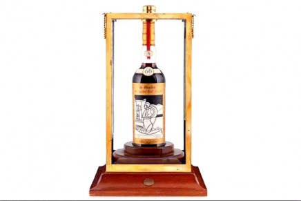 World's Most Valuable Whisky is estimated at £700,000-900,000