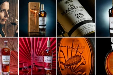 For the very first time in the brand's history The Macallan opens whisky e-boutique