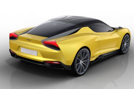 Magna Mila Plus plug-in hybrid sports car concept to produce performance as well as  eco-friendliness