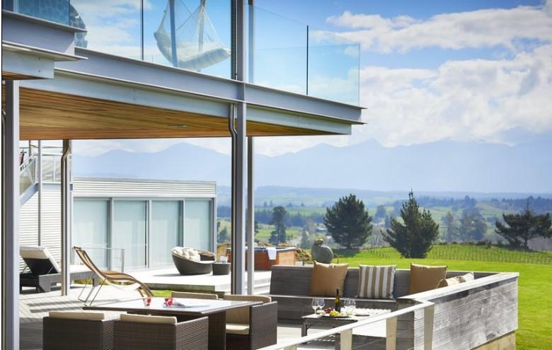 Mahana Villa New Zeeland
