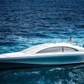 Maiden voyage on the Côte d'Azur