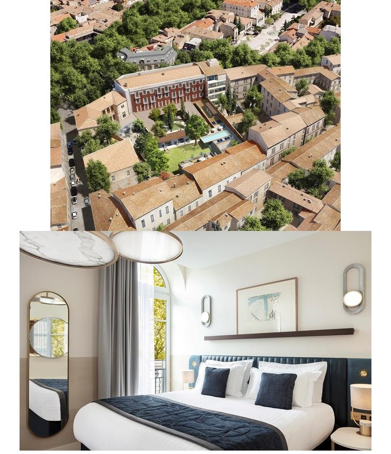 Maison Albar Hotels L'Imperator Nimes, France