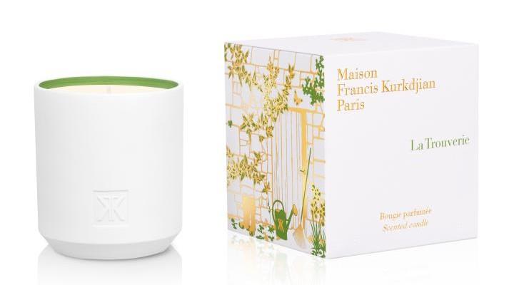 Maison Francis Kurkdjian - Francis Kurkdjian La Trouverie Scented Candle