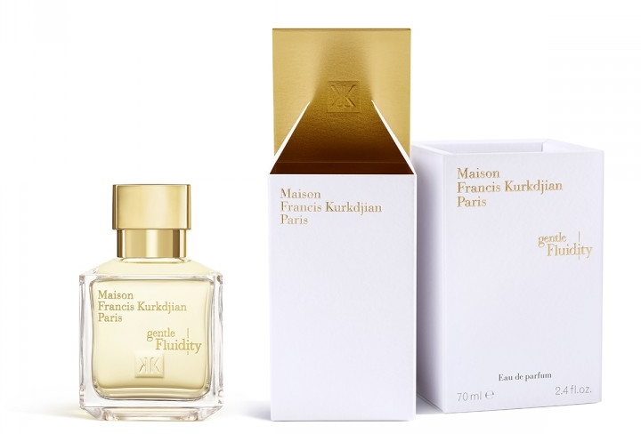 Maison Francis Kurkdjian Gentle Fluidity perfumes