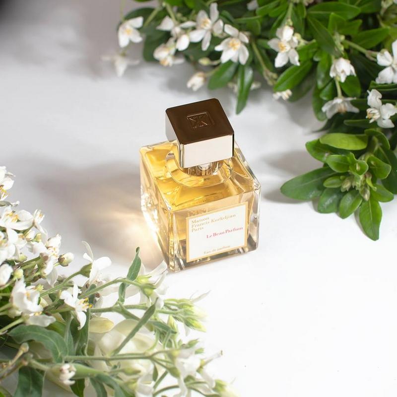 Maison Francis Kurkdjian Le Beau Parfum New York - Moscow - Paris