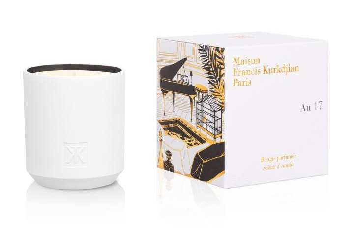 Maison Francis Kurkdjian unveils Homes Sweet Homes collection of scented candles - Au 17