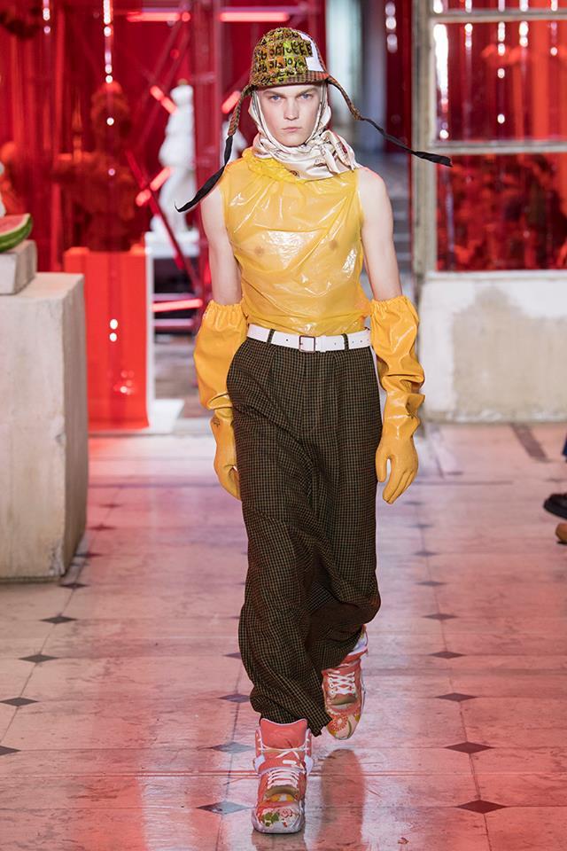 Maison MArgiela The Artisanal Menswear June 2018