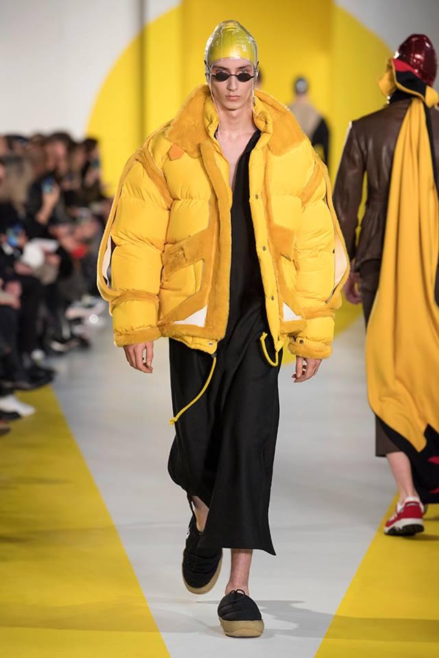 Maison Margiela Menswear Fall Winter 2018 - look