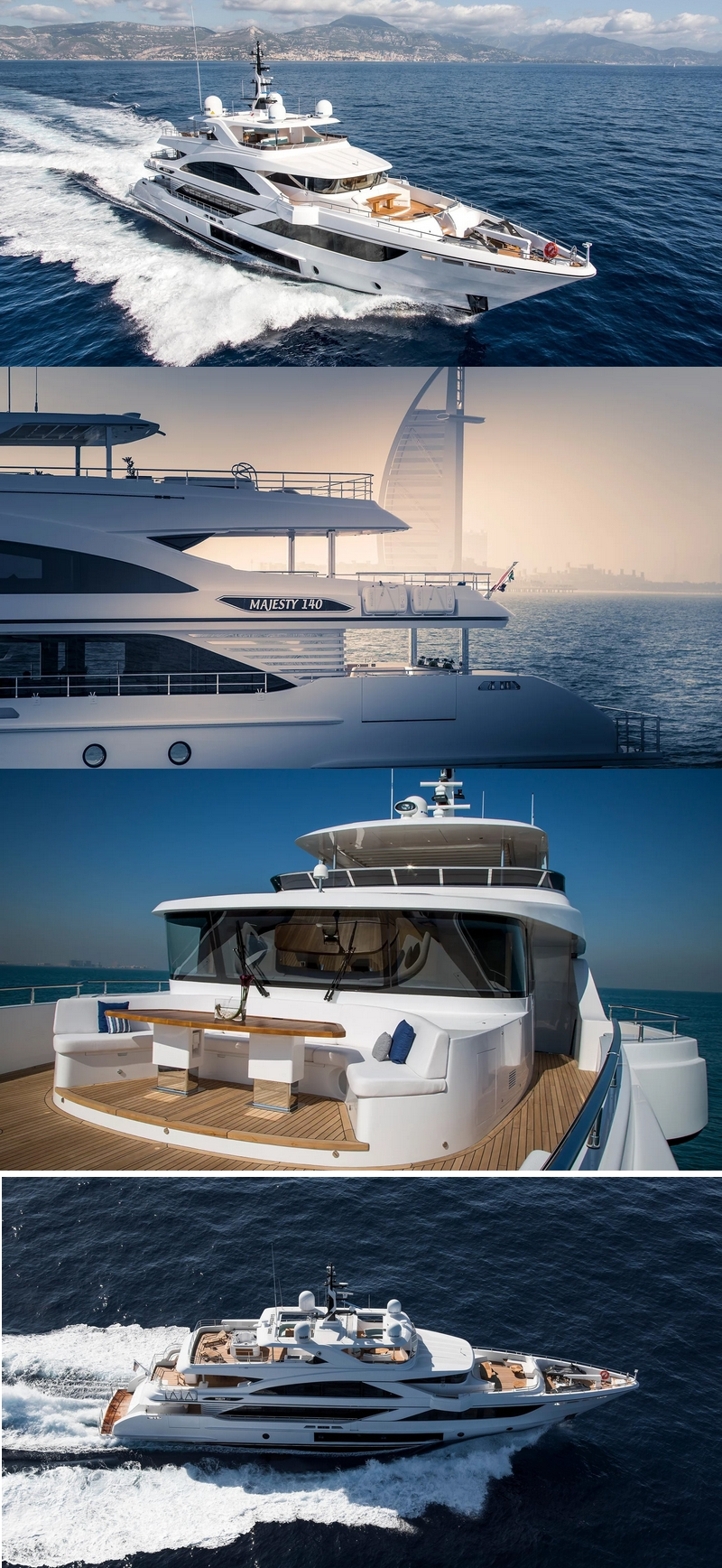 Majesty Yachts Majesty 140 - 2019