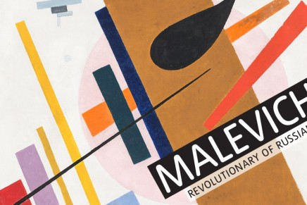 Kazimir Malevich: the man who liberated painting