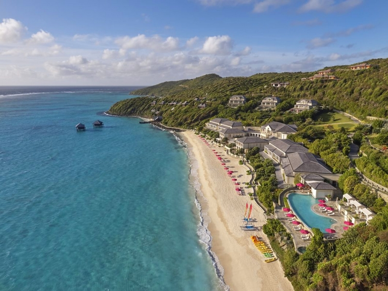 Mandarin Oriental, Canouan Makes Its Debut In The Caribbean
