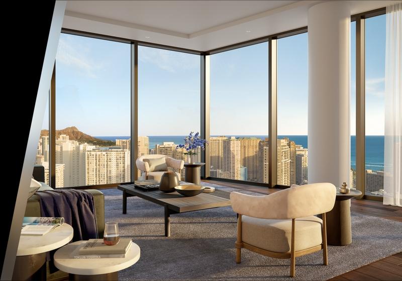 Mandarin Oriental Hotel and Residences, Honolulu-
