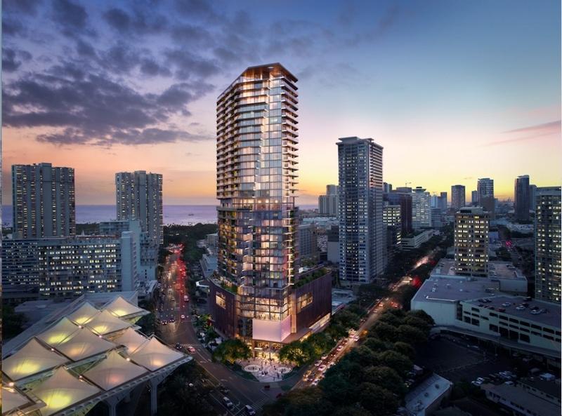 Mandarin Oriental Hotel and Residences, Honolulu