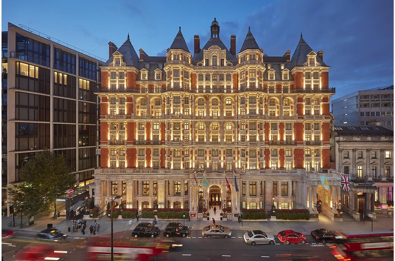 Mandarin Oriental Hyde Park, London completed the most extensive restoration in its 117-year history