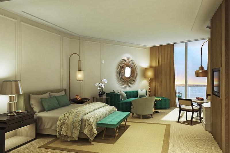 Mandarin Oriental Jumeira, Dubai - rooms and suites