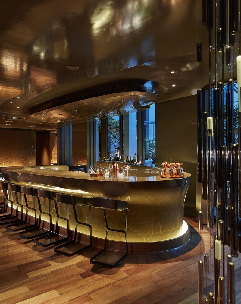 Mandarin Oriental Paris - Bar 8