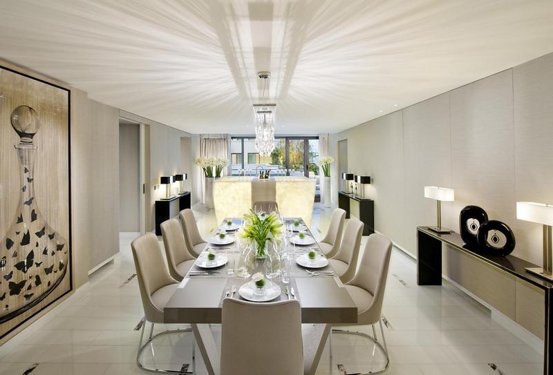 Mandarin Oriental Paris - Penthouse Suite