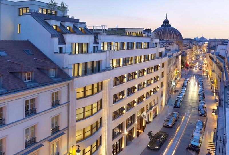 Mandarin Oriental Paris exterior