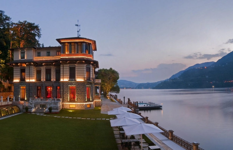 Mandarin Oriental announces first resort in western Europe on Lake Como