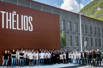 LVMH x Marcolin joint venture unveiled Thélios – a new site for the production of glasses for the LVMH luxury brands