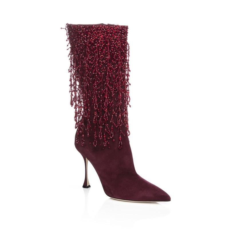 Manolo Blahnik The Art of Shoes_Parisa