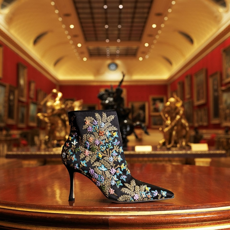 Manolo Blahnik's personal archives x The Wallace Collection 2019
