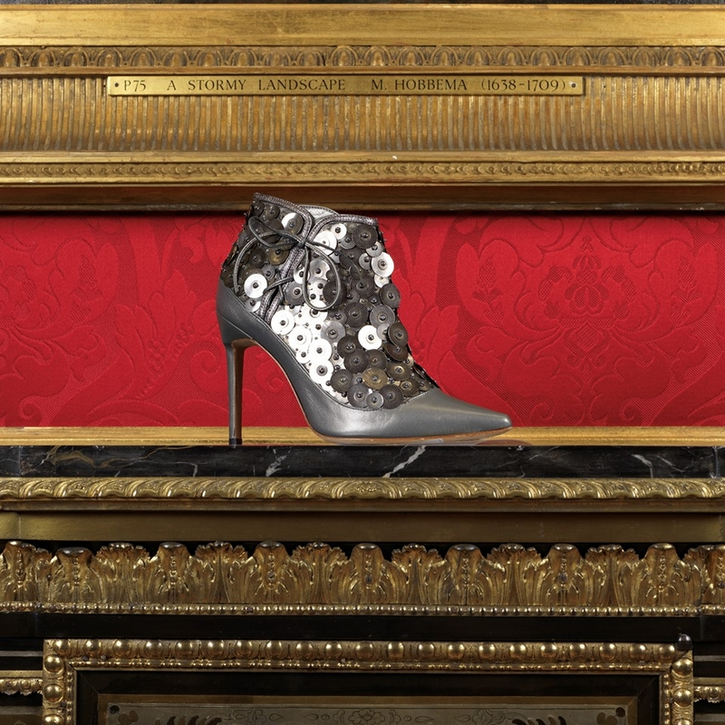 Manolo Blahnik's personal archives x The Wallace Collection