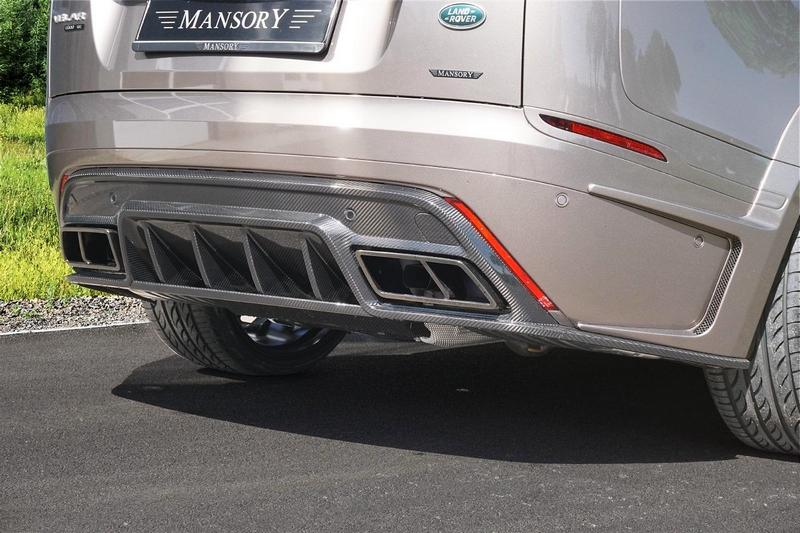 Mansory Range Rover Velar 2018-04