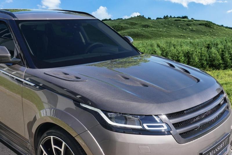 Mansory Range Rover Velar 2018-05