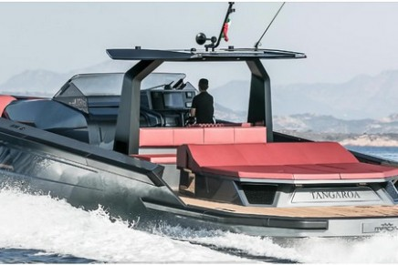 These New Yacht Tenders & Water Toys Will Fulfill Even The Wildest Aquaholic Dreams