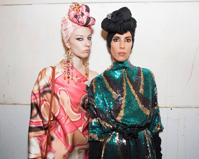 Marc Jacobs Spring 2018 Runway — with Jamie Bochert at Park Avenue Armory
