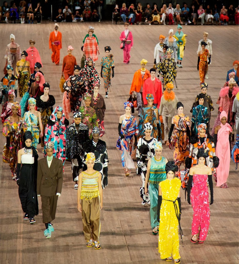 Marc Jacobs Spring Summer 2018-