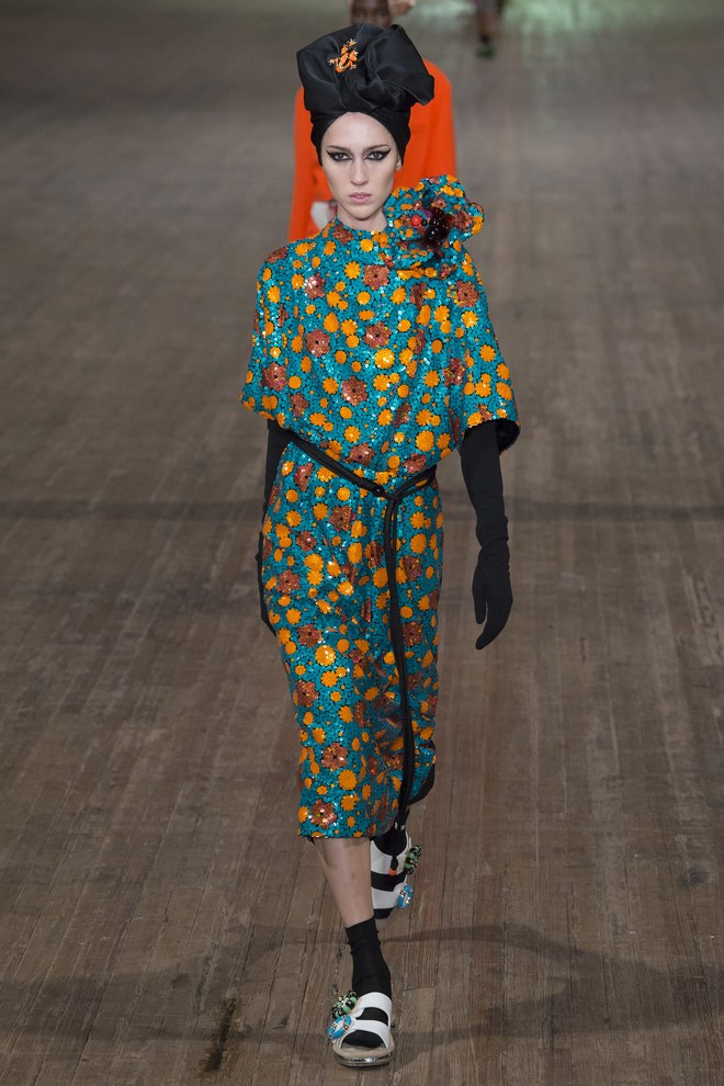 Marc Jacobs Spring Summer 2018-looks