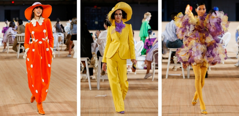 Marc Jacobs- fashion show SS2020 - Looks 01
