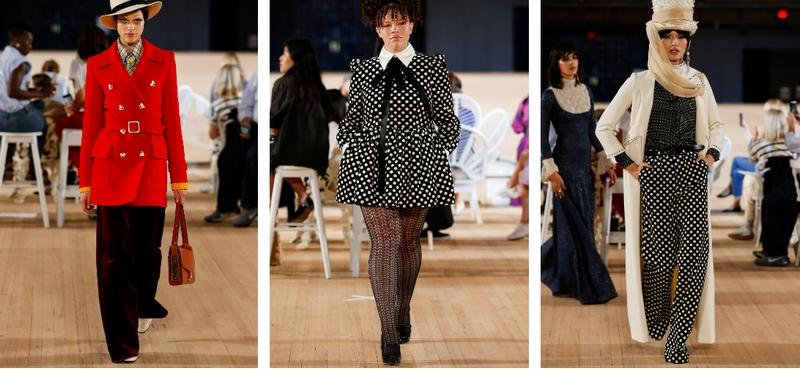 Marc Jacobs- fashion show SS2020 - Looks 02