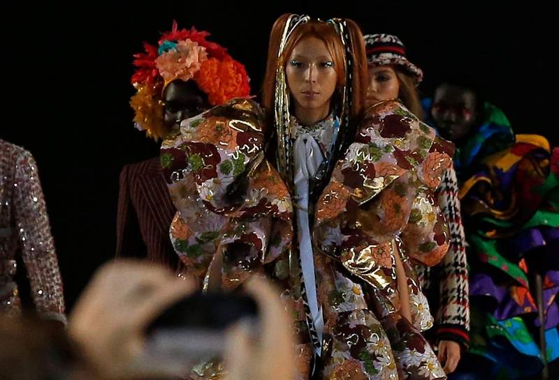 Marc Jacobs looks to the future with unbridled optimism 2019 - fashion show SS - 2020- The Looks