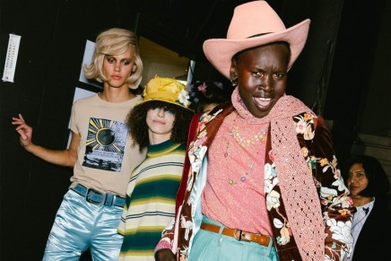Marc Jacobs looks to the future with unbridled optimism