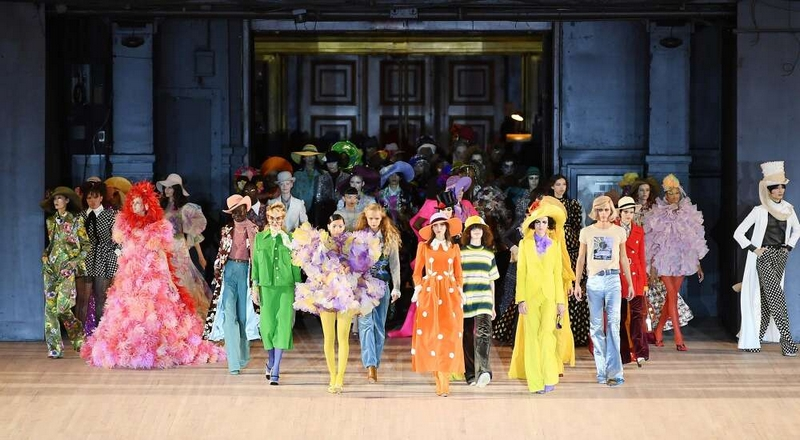 Marc Jacobs looks to the future with unbridled optimism 2019