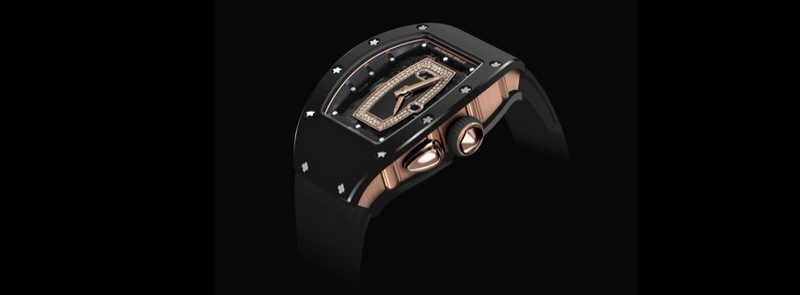 Margot Robbie to create watches for Richard Mille--