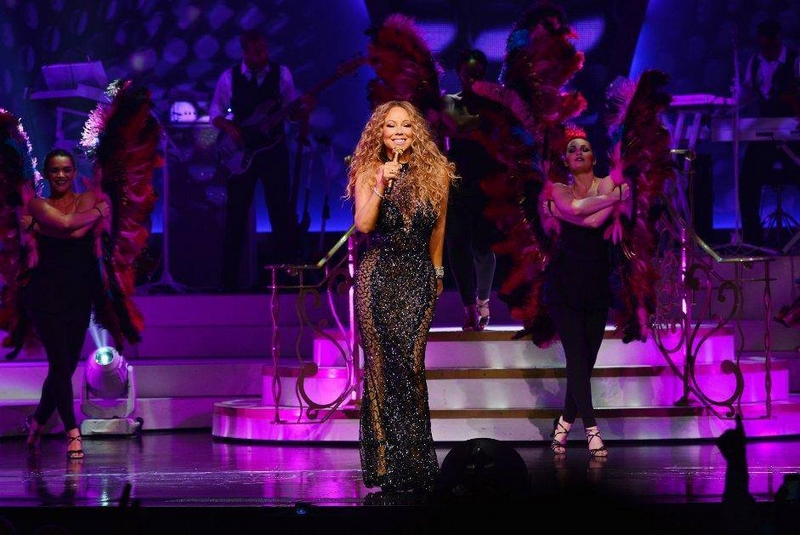 Mariah Carey will return to The Colosseum at Caesars Palace in December